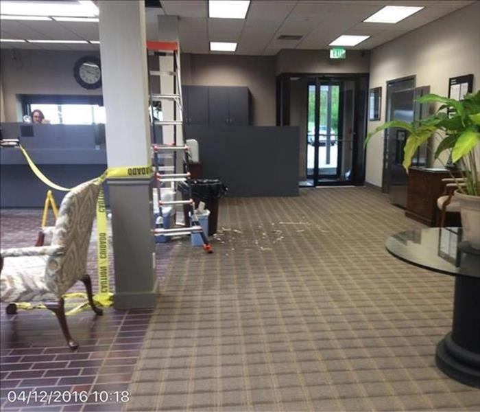 Beverly Hills Commercial Water Damage