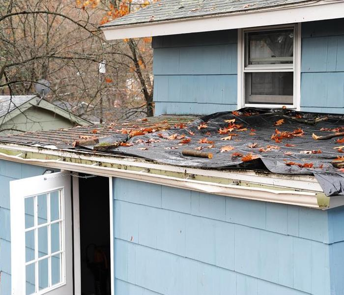 Storm Damage Property Damage Restoration Begins and Ends With Certified Professionals