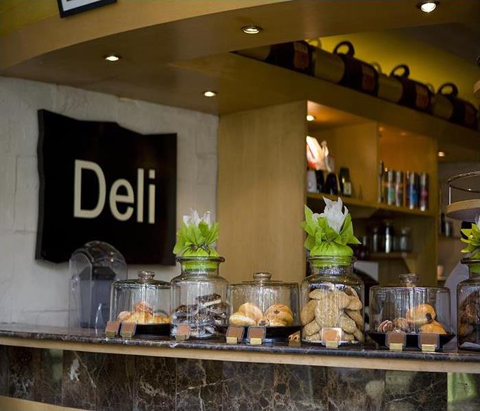 Commercial Commercial Water Damage Cleanup In Your Century City Deli