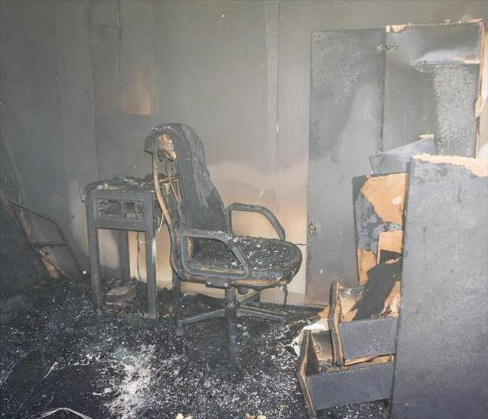 Grease Fires And Fire Damage In A Century City Home