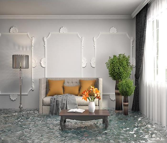 Our Flood Damage Specialists Can Restore Your Beverly